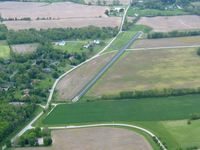 Fry Airport (0OH8) - North of Piqua, Ohio at 2500' - by Bob Simmermon