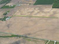 Apple Airport (0OH7) - Near Piqua, Ohio at 2500' - by Bob Simmermon