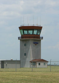 Fort Worth Spinks Airport (FWS) - New Control Tower at Fort Worth Spinks - Built 2007 - by Zane Adams