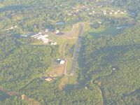 Sky Acres Airport (44N) - Evening, looking south - by Bob Simmermon