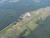 Siler City Municipal Airport (5W8) - Siler City - by Tom Cooke