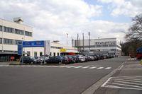 Antwerp International Airport, Antwerp / Deurne, Belgium Belgium (EBAW) - Hangar A - by Robert Roggeman