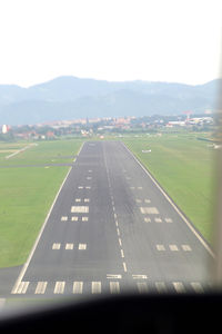 Maribor Airport, Maribor Slovenia (LJMB) - Low pass over Maribor Airport. Cessna 525 CitationJet OE-FCW - by Robert Schöberl