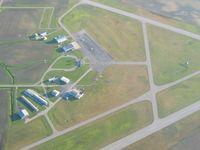 Marion Municipal Airport (MNN) - Facilites - by Bob Simmermon
