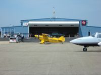 Union County Airport (MRT) - IAC Competition at Marysville, OH - by Bob Simmermon