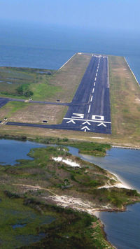 Dauphin Island Airport (4R9) - The next best thing if you don't want to go amphibian ... - by Stefan H Gerhardt