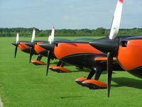 Sywell Aerodrome Airport, Northampton, England United Kingdom (EGBK) - Sywell - by Simon Palmer