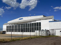 Waco Regional Airport (ACT) - Ram Aircraft hanger at Waco Regional  - by Zane Adams