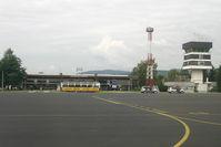 Maribor Airport - Maribor airport terminal - by Robert Schöberl