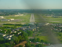 Chicago Executive Airport (PWK) - Final runway 34 - by Trace Lewis