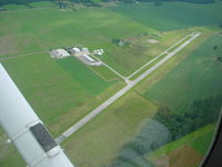 Williams County Airport (0G6) - Taken on the way to SKY - by Trace Lewis