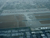 John Wayne Airport-orange County Airport (SNA) - Crossing the extended of 19R @ KSNA 0650 - by Iflysky5