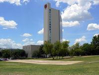 Arlington Marriott Hotel Heliport (XS54) - Arlington Sheraton Hotel heliport. - by Zane Adams