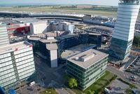 Vienna International Airport, Vienna Austria (VIE) - terminal and office buildings - by Yakfreak - VAP
