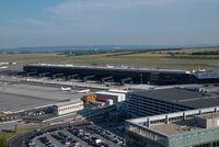 Vienna International Airport, Vienna Austria (VIE) - Skylink terminal - by Yakfreak - VAP