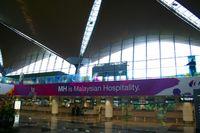 Kuala Lumpur International Airport, Sepang, Selangor Malaysia (WMKK) - Immigration desks at the Kuala Lumpur International Airport - by Michel Teiten ( www.mablehome.com )