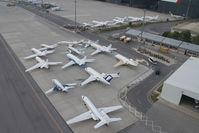 Vienna International Airport, Vienna Austria (VIE) - GAC aircraft parked on the Austrian Airlines apron - by Yakfreak - VAP