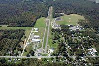Cross Keys Airport (17N) - Cross Keys aerial - by Dave G