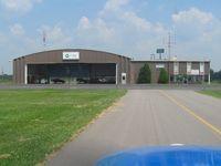 Bluffton Airport (5G7) - FBO facility - by Bob Simmermon