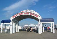 James M Cox Dayton International Airport (DAY) - Dayton Airshow 2003 - by Mark Silvestri