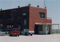 Richmond Municipal Airport (RID) - FBO building - by IndyPilot63