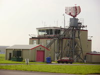 Hawarden Airport, Chester, England United Kingdom (EGNR) - Hawarden Control Tower - by chrishall