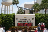 Mac Dill Afb Airport (MCF) - MacDill AFB Air Show - by Florida Metal