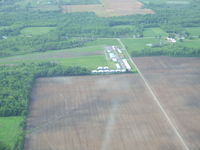Royalton Airport (9G5) - Royalton Airport from the North - by Terry L. Swann