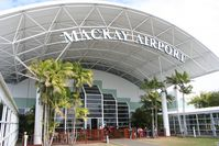 Marco Island Airport (MKY) - Mackay Airport Main building - by Thomas Salzberger