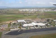 Marco Island Airport (MKY) - Mackay Airport Aerial view from departing aicraft - by Thomas Salzberger