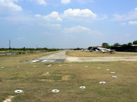 Sycamore Strip Airport (9F9) - Sycamore Field - Runway 35 - by Zane Adams