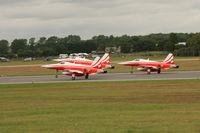 RAF Fairford Airport, Fairford, England United Kingdom (EGVA) photo