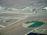 Palmdale Usaf Plant 42 Airport (PMD) - Palmdale Regional-USAF Plant 42 from 11,500' msl enroute to OSH  - by Doug Robertson