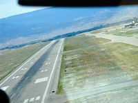 Grand Junction Regional Airport (GJT) - Grand Junction-Walker Field CO. turning final for Rwy 22 - by Doug Robertson