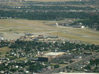 Cheyenne Rgnl/jerry Olson Field Airport (CYS) - Cheyenne Regional-Jerry Olson Field, WY - by Doug Robertson