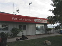 Fort Collins-loveland Municipal Airport (FNL) - JetCenter FBO - by Doug Robertson