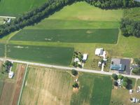 Weaver Airport (9OH6) - E-W private strip about 2 miles east of FDY - Findlay, OH - by Bob Simmermon