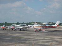 Bowman Field Airport (LOU) - East Tarmac - by IndyPilot63