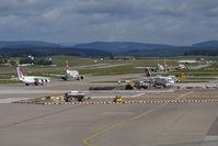 Zurich International Airport, Zurich Switzerland (ZRH) - waiting for approach - by Juergen Postl