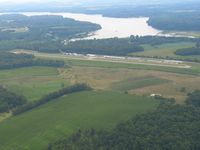 Highland County Airport (HOC) - Looking east - by Bob Simmermon