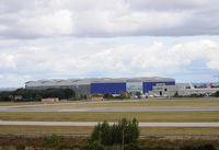 Toulouse Airport, Blagnac Airport France (LFBO) - ATR and A380 sector... - by Jorge Molina