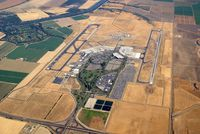 Sacramento International Airport (SMF) - Sacramento International - by Allen M. Schultheiss