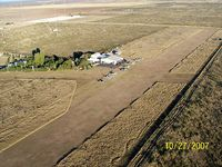 Ryan Aerodrome Airport (7TX7) - Aerial Photo - by Rick Cauble