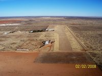 Ryan Aerodrome Airport (7TX7) - Aerial Photo From South - by Rick Cauble