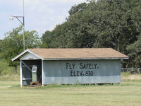 Blackwood Airpark Airport (TX46) - Blackwood Airpark - Fuel Barn - by Zane Adams