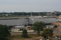 Detroit Metropolitan Wayne County Airport (DTW) - New North Terminal being built - by Florida Metal