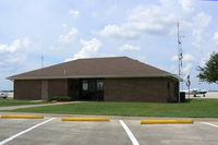 Cape Town International Airport - Cleburne Municipal, TX - Terminal Building - by Zane Adams