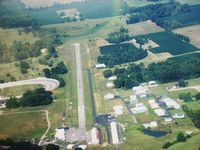 Salem Municipal Airport (I83) - Salem East To West - by John Grammer