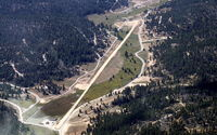 Swains Creek Airport (UT00) - Swains Creek Airport - by Ford Brown