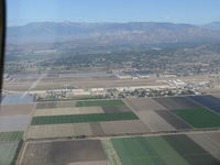 Camarillo Airport (CMA) - Was Oxnard Air Force Base until 1971-General Aviation Airport since 1976. Taken from south of airport from Beech 36 BONANZA. - by Doug Robertson